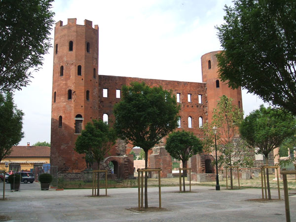 Torri Palatine a Torino