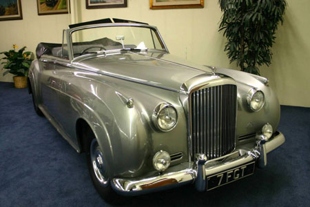 Bentley Coupè 1962